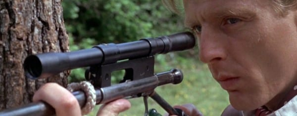 In Day of the Jackal (1973), the sniper's prey is the president of France. (Universal)