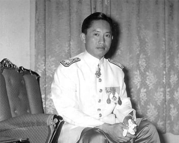 CIA collaborator Prince Sopsaisana. (Wikimedia)