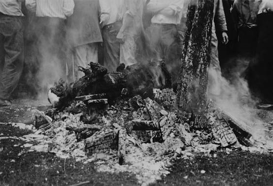 lynching-fire-shutterstock