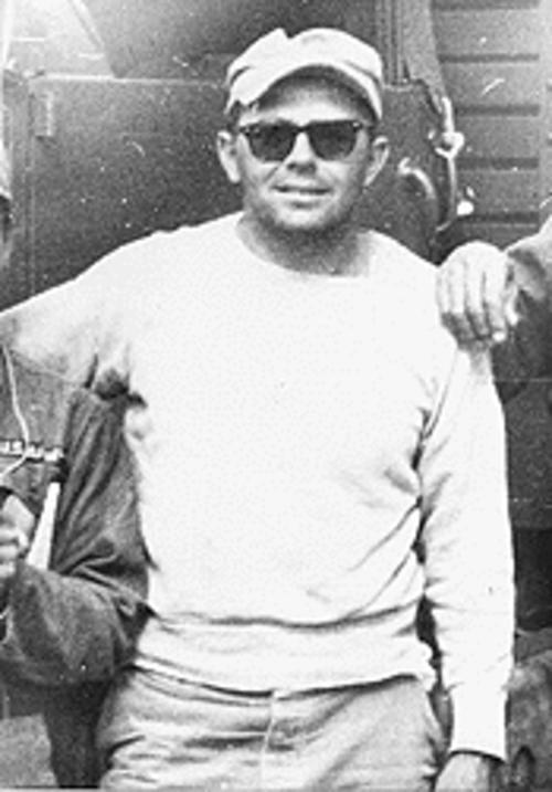 Meet the Real Life Captain Kurtz of Apocalypse Now
