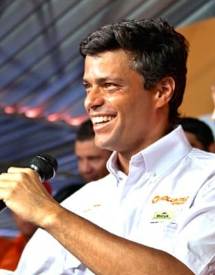"Leopoldo Lopez: Harvard educated, thoroughly ""Americanized,"" Lopez was a natural to serve as a Fifth Columnist supported by the NED and other tentacles of the empire, including the ""human rights"" industry, and the utterly mendacious media."