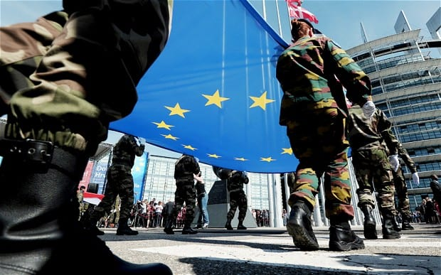 Without a true political integration, can the European Union ever dream of fielding its own independent army?