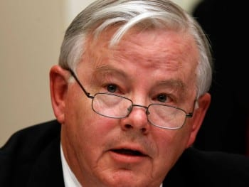 Texas Joe Barton: a repulsive oil industry toady, poster boy for the rottenness afflicting the US political system.