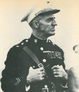 Smedley Butler: the kind of soldier this country desperately needs.