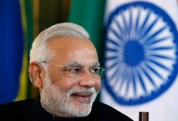 India's Modi.