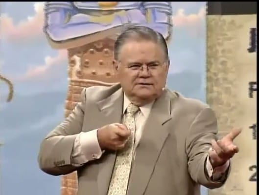 Reactionary Texan preacher John Hagee, who specializes in defending Israel's war and apartheid policies, enjoys a huge success as the head of a megachurch in San Antonio and a legion of followers via television.