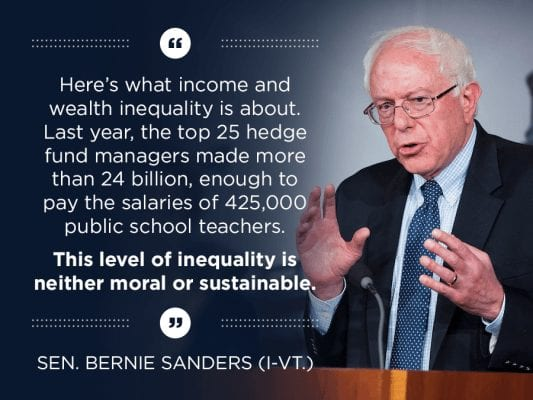 bernieIncomeInequality