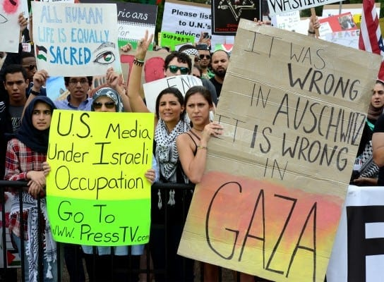 israel-stopCrimes-rallyinDC.Stephen Melkisethian.flickr