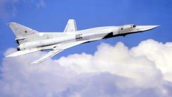 Russian strategic bomber Tu 22si