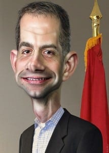 In any debate like this, mean-spirited opportunists like Tom Cotton