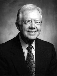 Jimmy Carter's administration's biggest crime was to listen to Brzezinski's schemes to draw the Russians into a brutal war in Afghanistan.