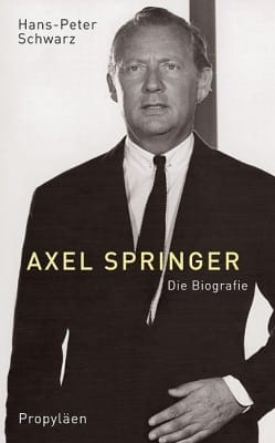 Springer, partly as a result of his own media empire, is a cultural icon in Germany.
