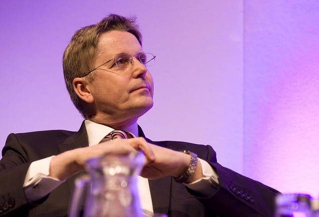 They walk among us: Jeremy Heywood is one of the many well educated fops serving the machinery of deception.