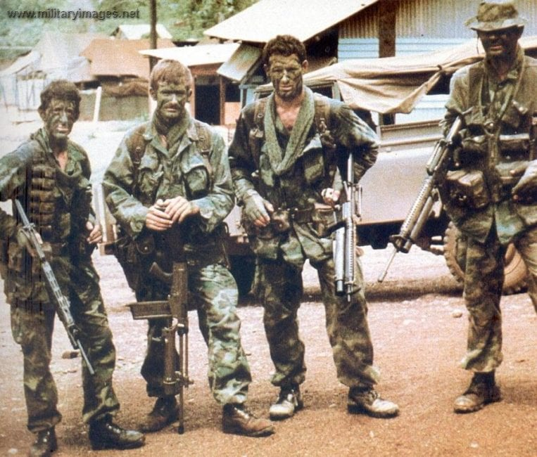 As usual, Washington dragged in its habitual accomplices, including the British and their former dominions. Photo: Australian Special Forces.