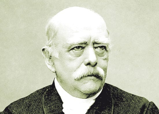 Otto von Bismarck: Already in the late 19th century, a rancid feudalist like Bismarck granted health benefits to the working class that Americans can only dream about. He did it because the workers there didn't beg, they fought.