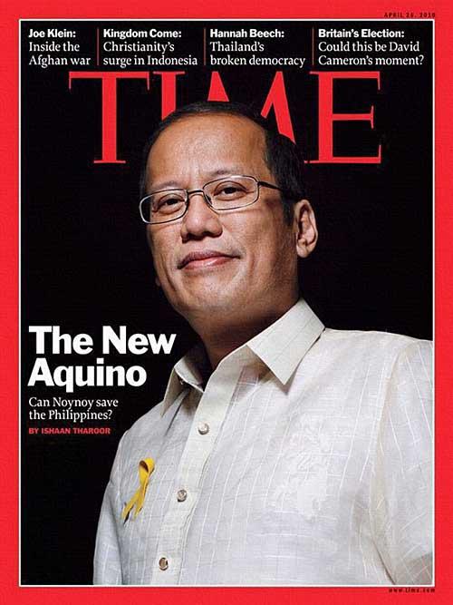 Benigno Aquino III, current filipino president