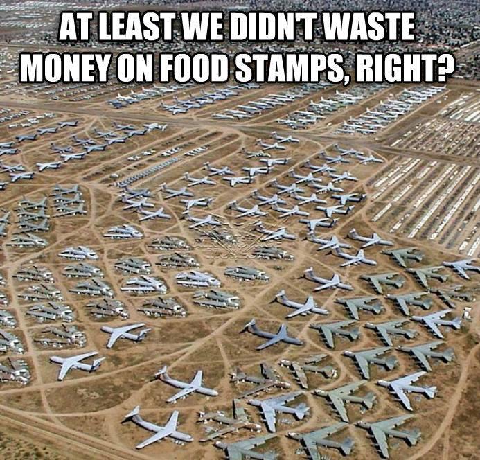 Aircraft junkyard--obsolete-airfield