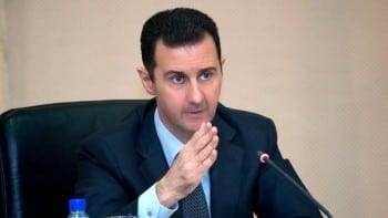Pres. Assad's refusal to simply cut and run, stealing millions like other corrupt leaders the West is accustomed to