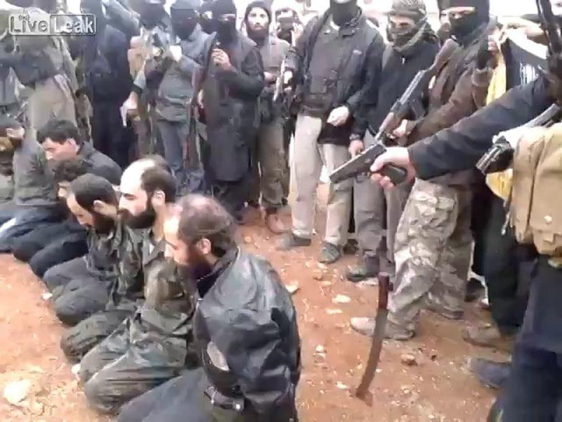 ISISkillsSyrianSoldiers