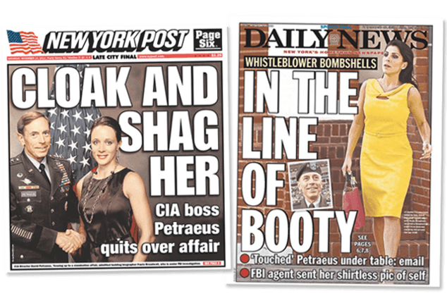 Curiously, the lurid, usually jingoist NYC tabloids showed little mercy to the bemedaled hero.