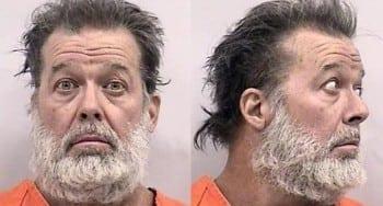 The Planned Parenthood lunatic. Grade-A homegrown terrorist.