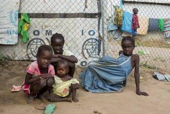 Juba, Haiti Civilan Protection Zone