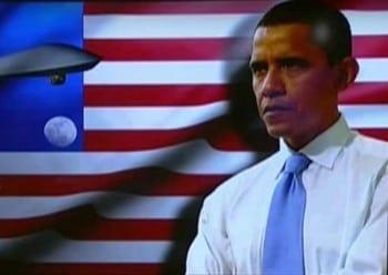 Obama drone warfare