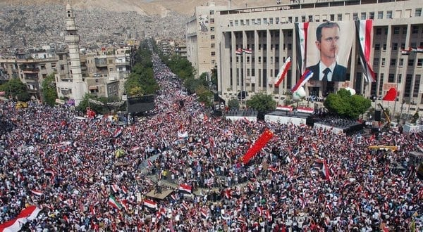 syrians-rally-for-assad