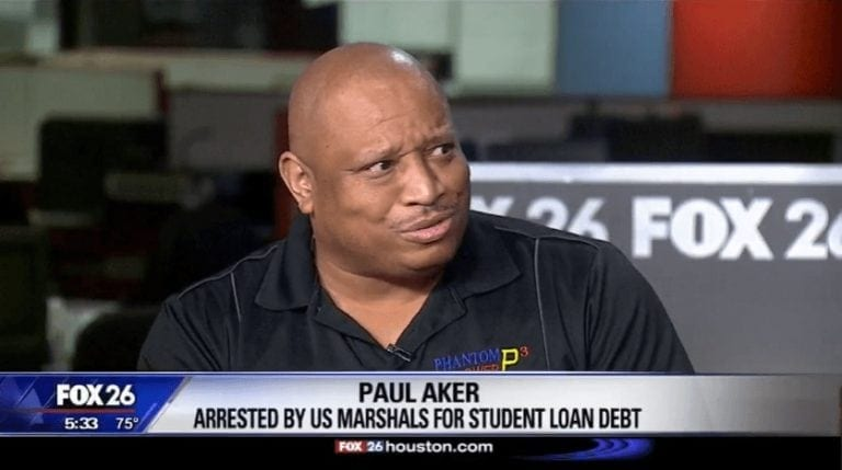 dating man with debt