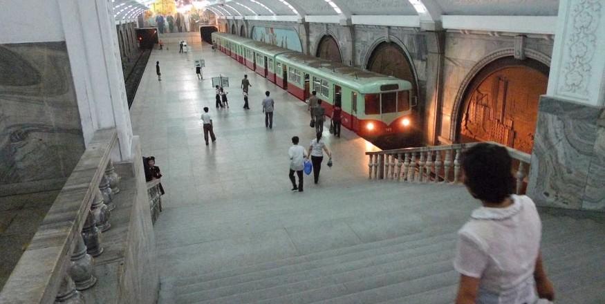 DPRK metro