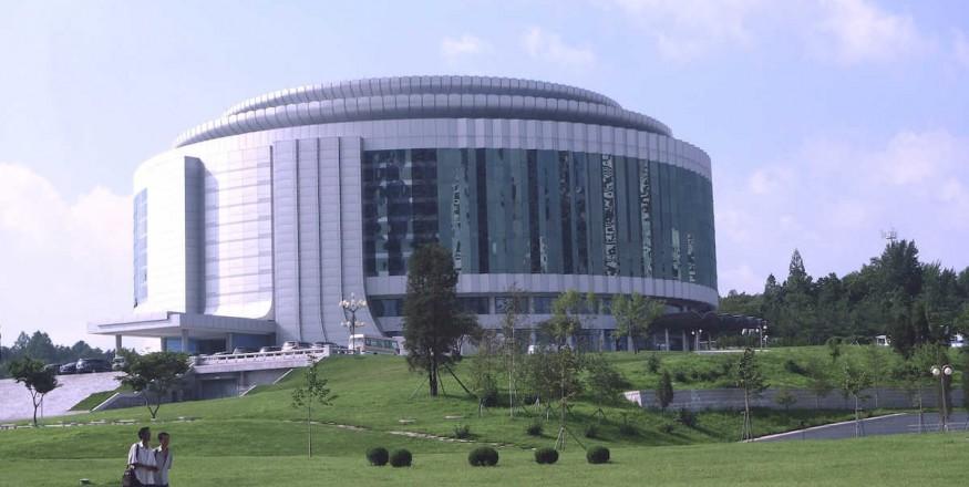 Pyongpang theater