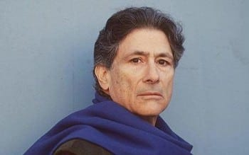 EDWARD W SAID, PARIS, FRANCE - NOV 1996...Mandatory Credit: Photo by Sipa Press / Rex Features ( 408195b ) EDWARD W SAID, PARIS, FRANCE - NOV 1996