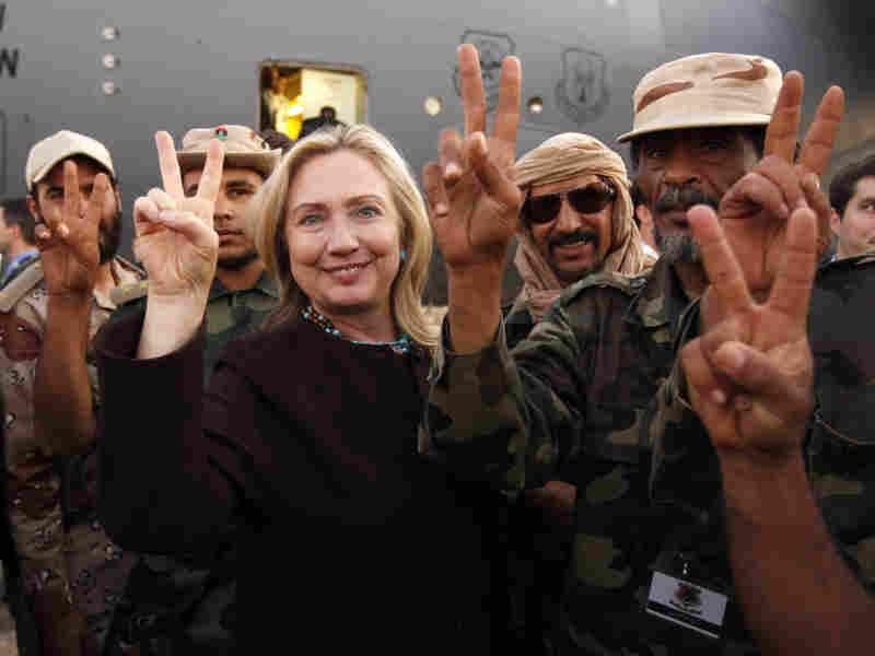 Hillary-Clinton-with-Libya-Rebels-Linked-to-Al-Qaeda-and-ISIS