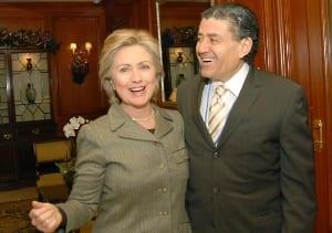 Haim Saban - Hillary Clinton