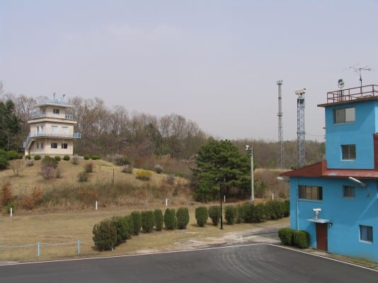 The most fortified border on earth - between North and South Koreas (Andre Vltchek)