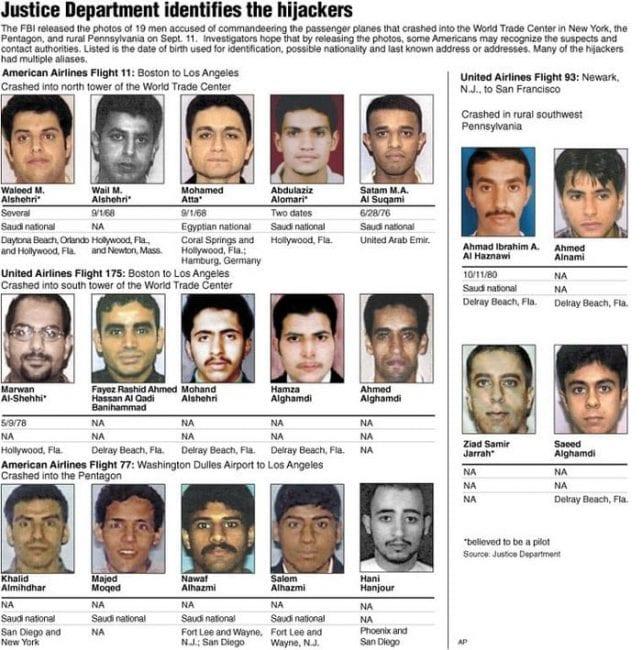 911:The-hijackers