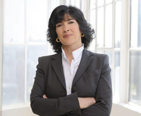 Christiane Amanpour: An establishmentarian defending the establishment.