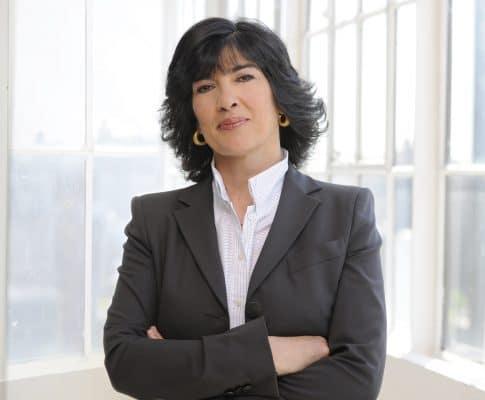 Christiane Amanpour: An establishmentarian defending the establishment.