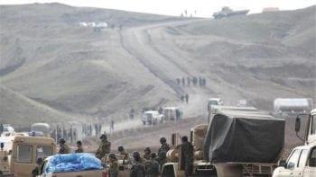 Peshmerga - Mosul