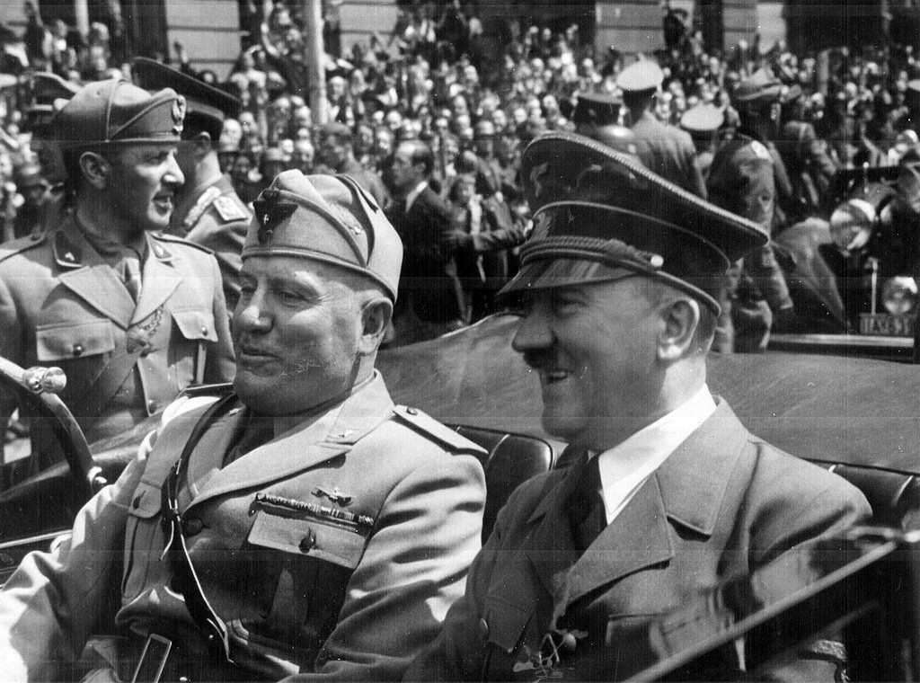 a discussion on the nazis and the germans According to the internet axiom known as godwin's law, as an online discussion grows longer, the probability of a comparison involving hitler will enter the conversation.