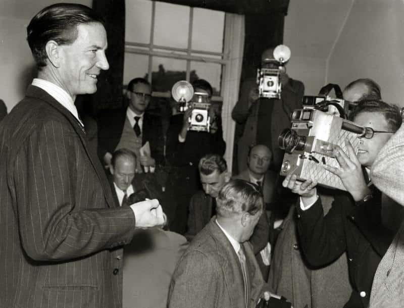 Kim Philby was perhaps the most dashing and elegant of the British spies. With upper class aplomb he defended his actions as product of a higher morality.