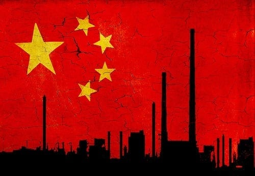 China industry photo