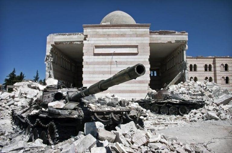 syrian war photo