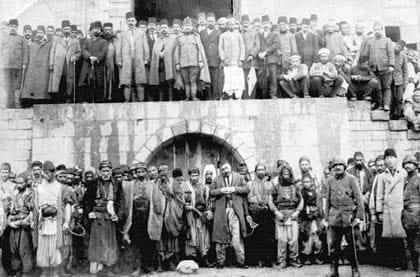 Armeians at Marash