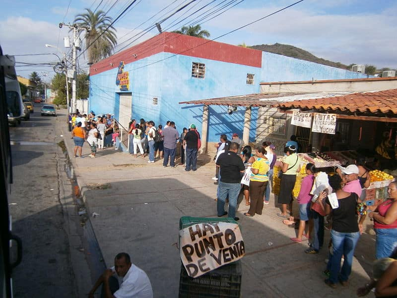 Venezuela hunger