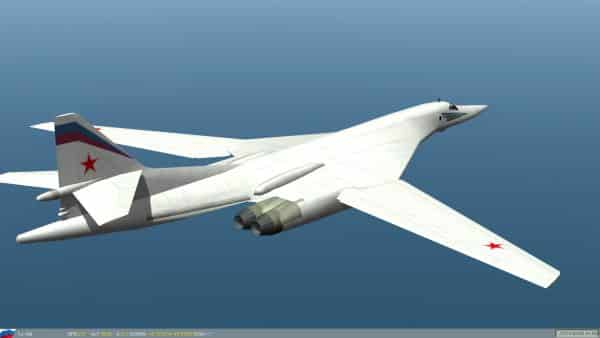 """The Russian air force TU-160 -""""Blackjack""""— also called """"White Swan"""", remains one of the most advanced strategic bombers. Moscow continues to work to perfect its air and overall strategic capabilities as a deterrent to a Western-instigated war, as force is the only thing Western warmongers understand."""