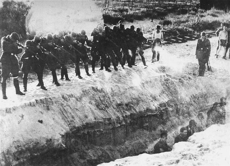The horrific massacre at Babi Yar, ironically very close to Kiev, currently infested with US-supported neonazis, should give Jews everywhere pause about their passivity in the face of criminal acts