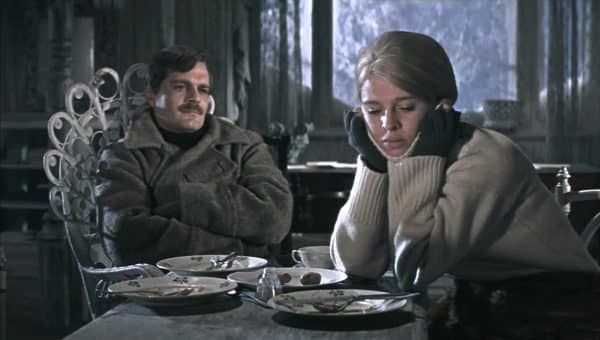 It's ironic that much in the way Leon Uris' Exodus left a permanent impression (positive) about Israel on many Western minds, Britisher David Lean's Dr Zhivago, based on Pasternak's book, is how many Americans continue to see Russia.