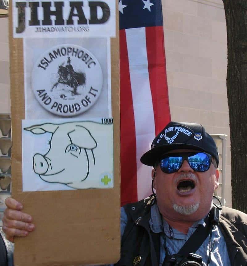 anti-Muslim, Islamophobia