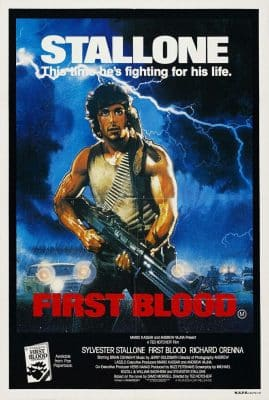firstBlood-Poster